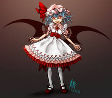 Another Bloody Remilia!