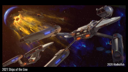 Ships of the Line 2021