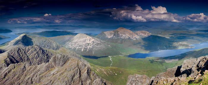 Isle of Skye II by Hollowpoint303