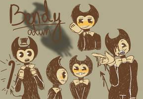 Bendy by Lifelessstatic