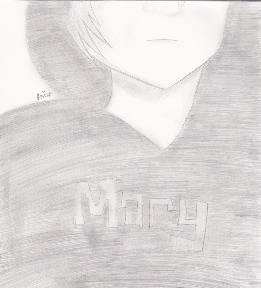 Mary Asher (A gift) by PKMNTrainerJeff