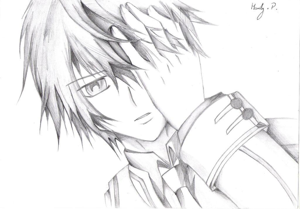 Vampire Knight- Senri Shiki by XxMandyChanxX