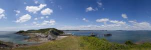 Mumbles Pier Panoramic