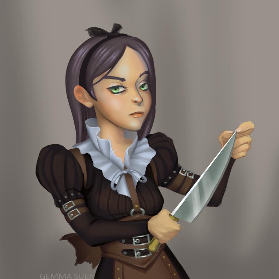 Alice Fanart by GemmaSuen