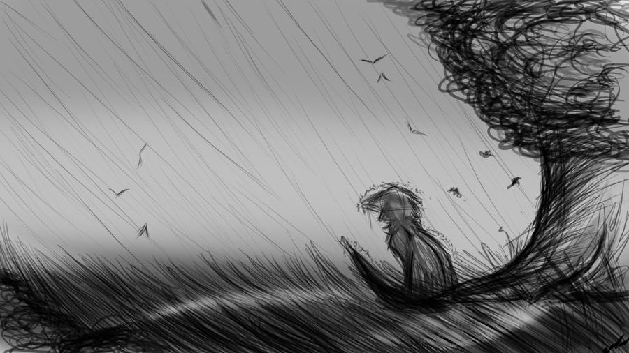Suddenly, Sad Cat By AmeliaWolfe On DeviantArt