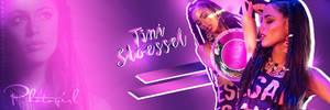 Tini Stoessel  Facebook Design - PhotoGirl