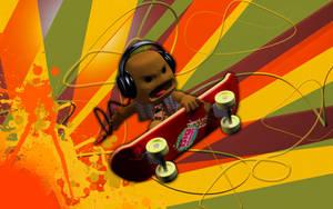SackBoy Skates by CaptainArD