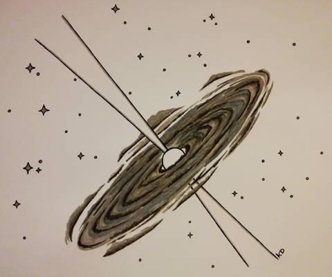 [Inktober 2018] ( 8th Day) Neutron Star