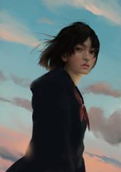 Dawn by JosephQiuArt