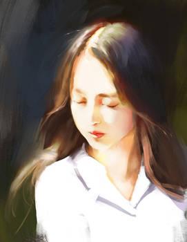 Light study + art tip