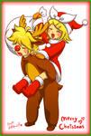 Twins' Christmas