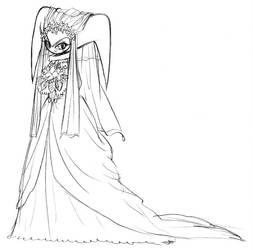 Wedding dress by seiya712