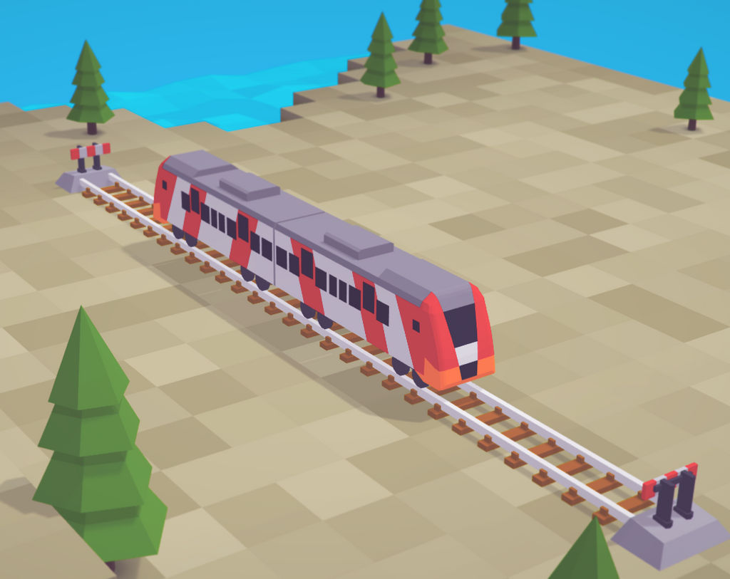Lastochka train #2