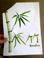 Bamboo draft by MikePestr