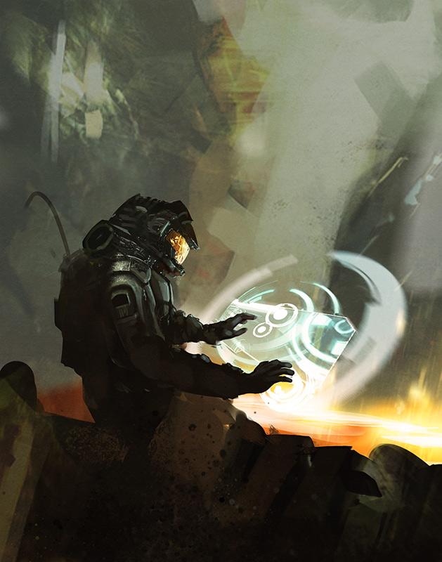 Alien Researcher by tobylewin