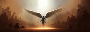 Blizzcon 2011: Diablo 3 Tyrael