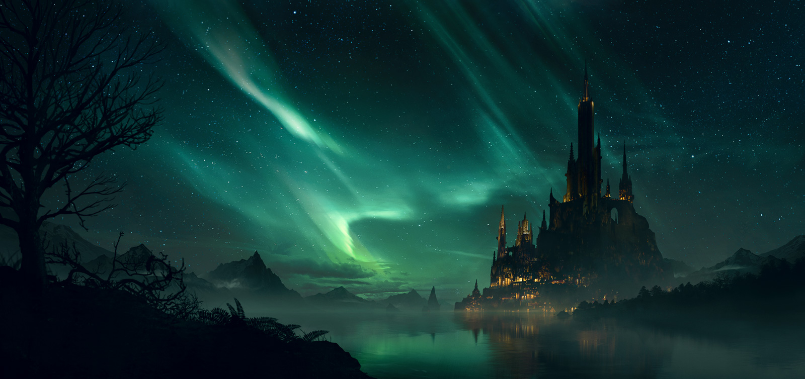 The Northern Citadel by tobylewin