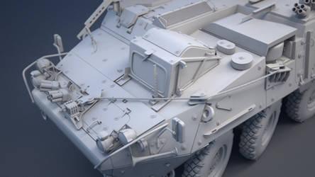 Stryker LAV by tobylewin