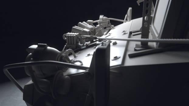 Stryker LAV Front