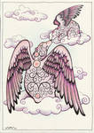 Angel Bear - I Love You