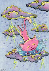 Startail - Storm by Ravenari
