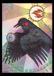 Crow - Totem