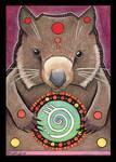 Wombat Totem