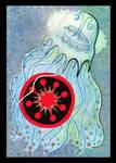 Box Jellyfish Totem