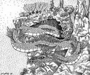Sea Dragon by Ravenari