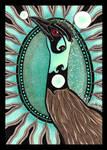 Emu as Totem by Ravenari