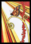 Monarch Butterfly as Totem