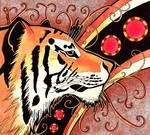 Siberian Tiger as Totem