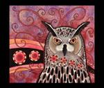 Eagle Owl as Totem