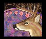 White-Tail Deer as Totem