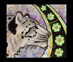 Snow Leopard as Totem