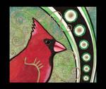 Northern Cardinal as Totem