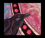 Azhures Raven as Totem