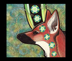 Maned Wolf as Totem