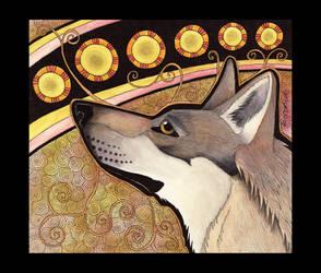 Czech Wolfdog as Totem