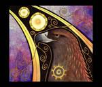 Golden Eagle as Totem