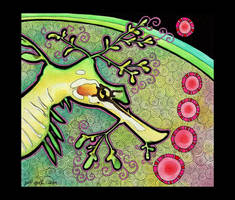 Leafy Sea Dragon as Totem by Ravenari