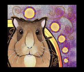 Guinea Pig as Totem by Ravenari