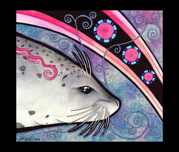 Harbor Seal as Totem