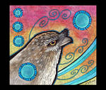 Tawny Frogmouth as Totem - 02