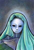 Goddess - Nerthus by Ravenari