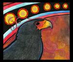 Bateleur Eagle as Totem