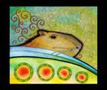 Capybara as Totem