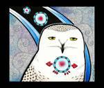 Snowy Owl as Totem