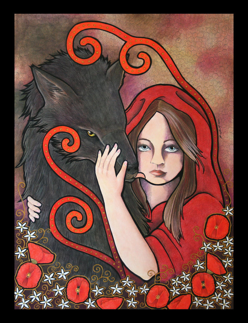 Red Riding Hood by Ravenari