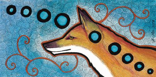 MT 07 - The Magic Fox by Ravenari
